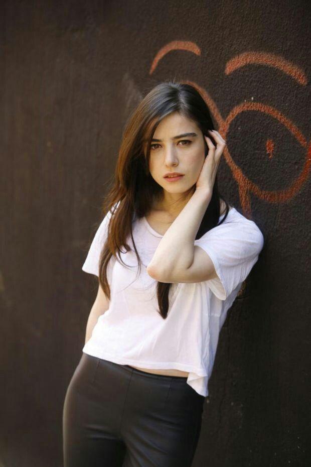 Özge Gürel, Turkish film actress.