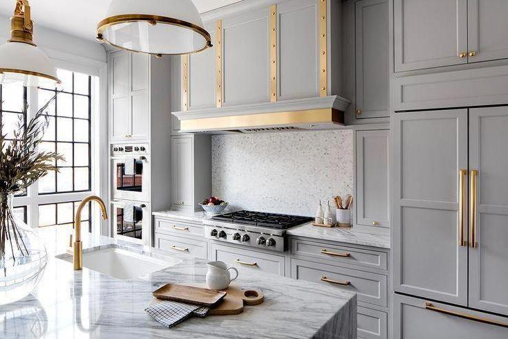 Graykitchen Eye Candy Eye Candy South Shore Decorating Blog Neutral Kitchen Designs Kitchen Trends Kitchen Design