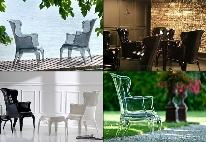 Pedrali Pasha Chair designed by Marco Pocci and Claudio Dondoli