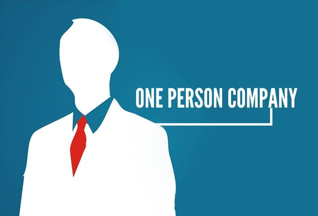 The idea of One Person Company (OPC) in India was introduced to give a boost to entrepreneurs who have great potential to start their own venture by allowing them to create a single person company.  https://www.legalraasta.com/one-person-company-registration/