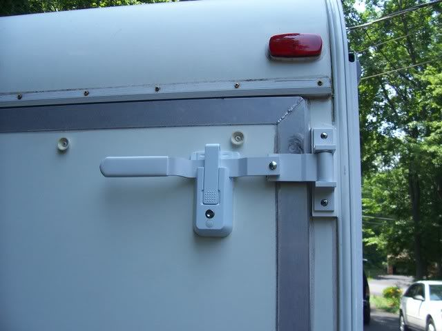 RV.Net Open Roads Forum: Hybrid Travel Trailers: Mods to our Hybrid