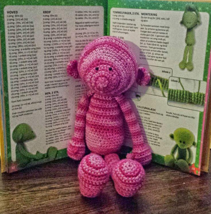 deborah haakt vrolijk ventje glad krabat crochet cheerful guy