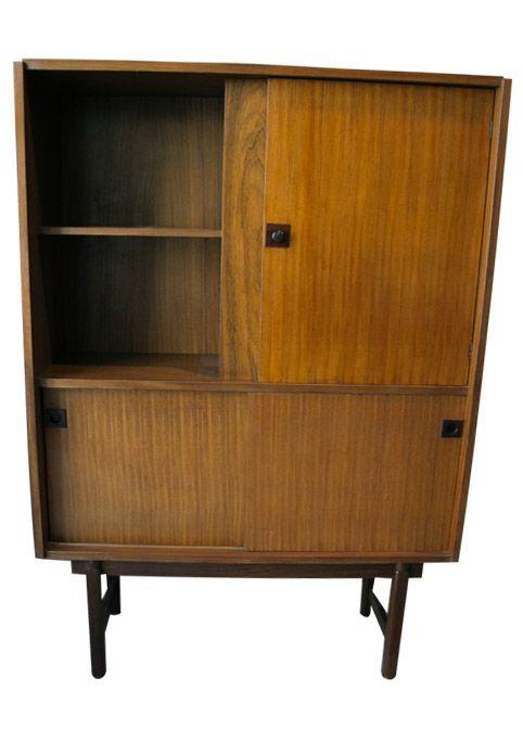 ... scrivania toelette e coppia comodini anni 50 silvio cavatorta credenza