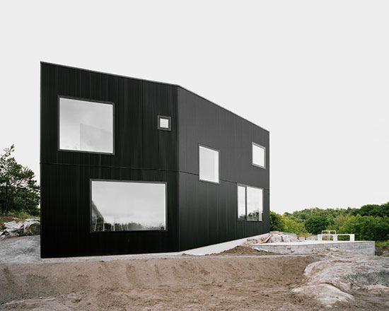 johannes norlander arkitektur: house tumle
