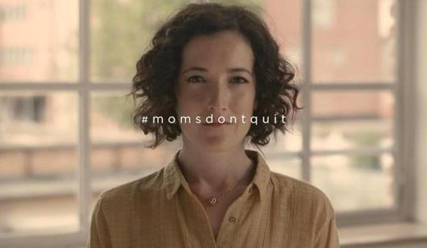 MOMS DON'T QUIT: NO ALLE DIMISSIONI DI MAMMA (VIDEO)
