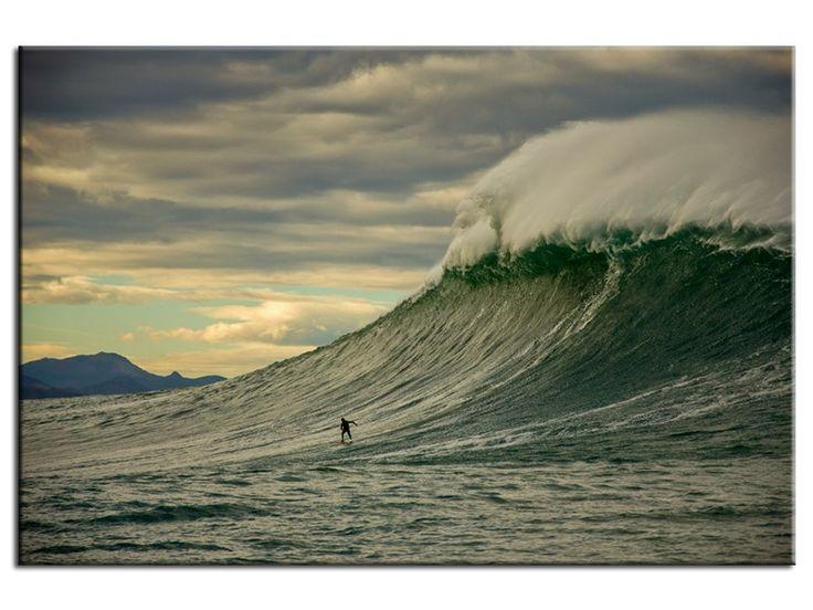 Belharra vague mythique du Pays Basque le 22 Décembre 2013 dans la catégorie Stéphane Salerno