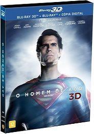 Resenha: O HOMEM DE AÇO (Blu-ray 2D+3D)