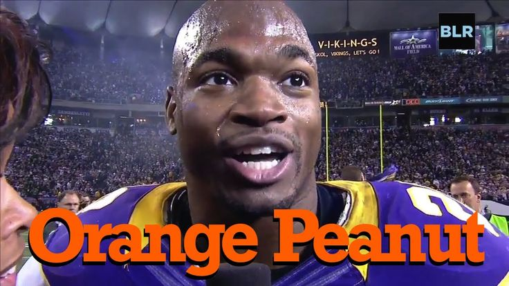 """Orange Peanut"" A Bad Lip Reading Remix by dj steve porter"