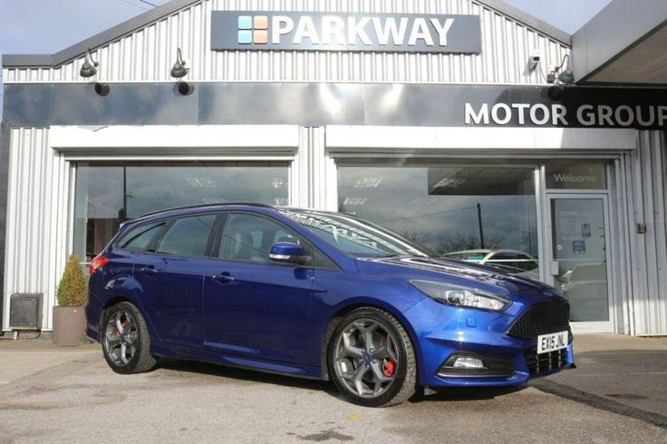 2015 15 ford focus 2.0 st-3 5d 247 bhp mountune mp275