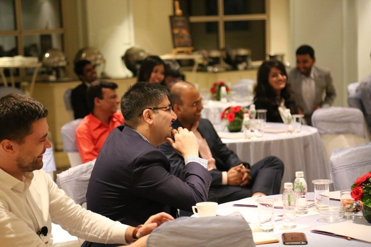 Brainstorming of knowledge and thoughts at #CmoRoundTable 2016 in Mumbai. #CMOtalks