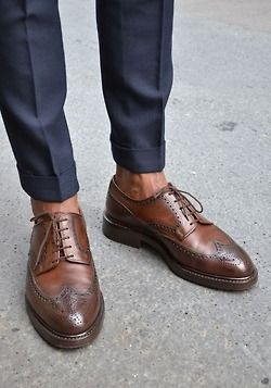 Crockett and Jones (apologies. But seriously, where is the flood? Please, designers stop the madness.)