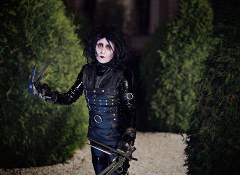 Chantal Poullain jako Střihoruký Edward