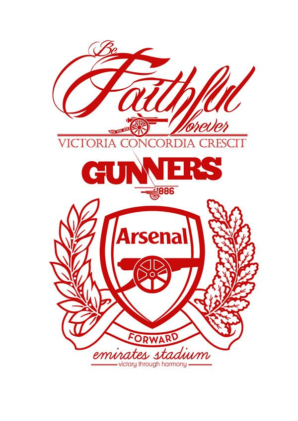 football team typography on Behance