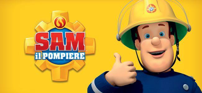 Sam il pompiere disegni e giochi | Cartoonito IT