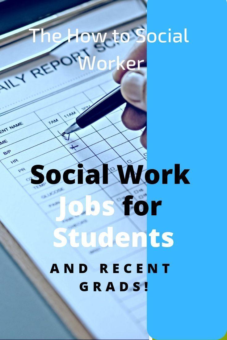 5 Emerging Skill Social Work Jobs For Students The How To Social Worker Student Jobs Social Work Job Inspiration