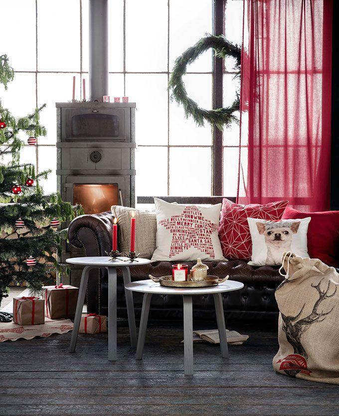 Christmas 2015 | H&M Home | via helenesjul