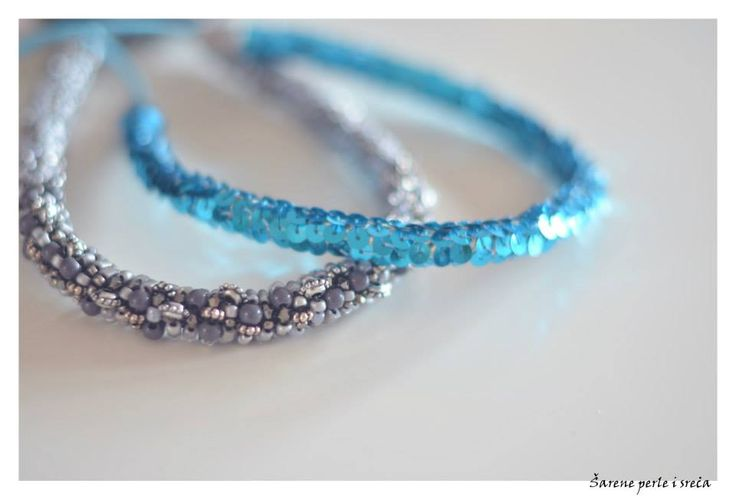❀ ✿ necklaces // more at : http://www.facebook.com/pages/%C5%A0arene-perle-i-sre%C4%87a/277610758921057