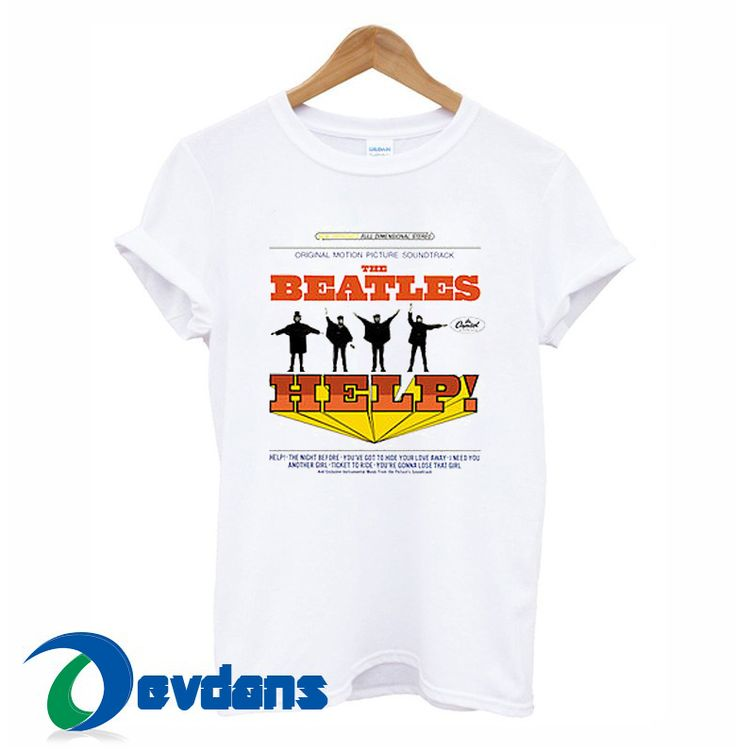 Tag a friend who would love this!     $13.50    Get it here ---> https://www.devdans.com/product/beatles-help-albums-t-shirt-women-men-size-s-3xl/