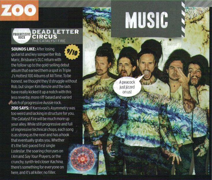 Zoo Magazine - August 2013