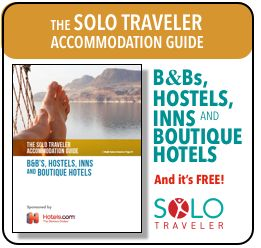 Solo Traveler....connect with locals and meet new people