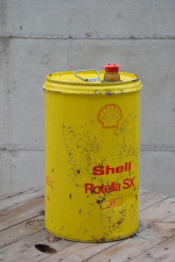 Tanica Shell Rotella Sx