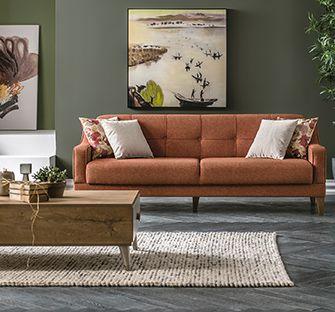 Oturma Grupları ve Oturma Odası Takımları - Enza Home