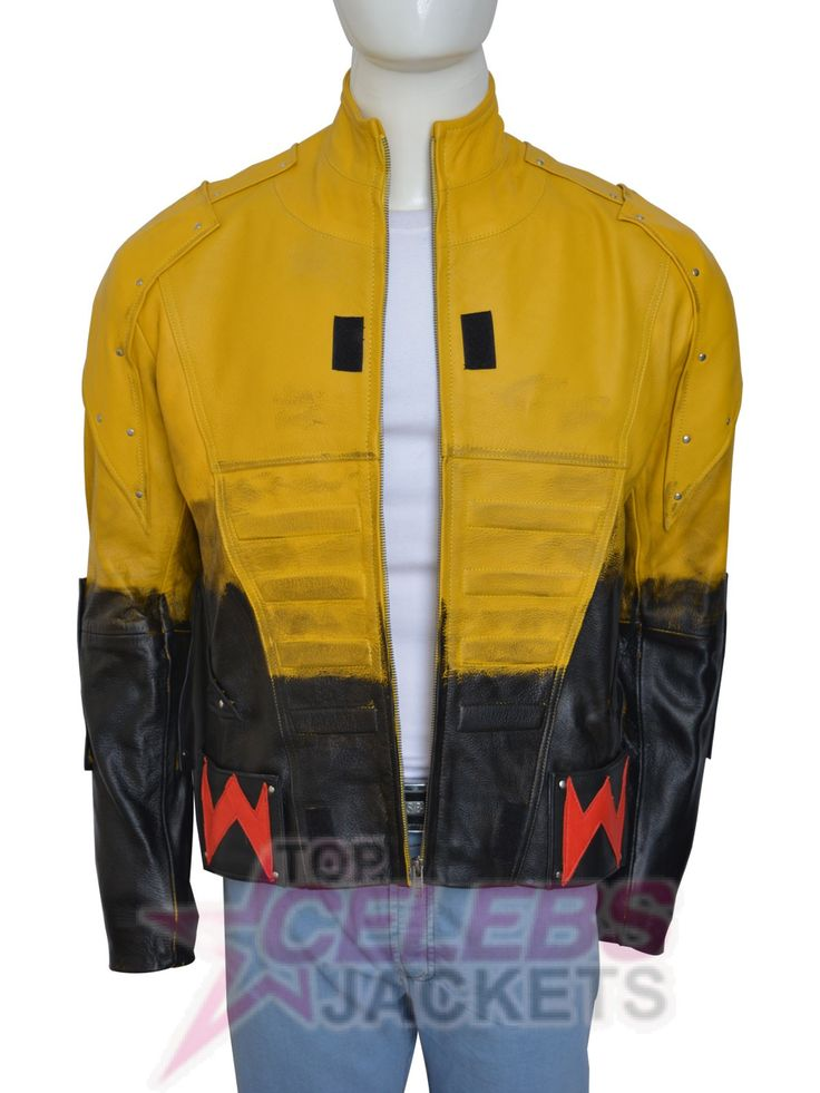 Eobard Thawne Flash Jacket