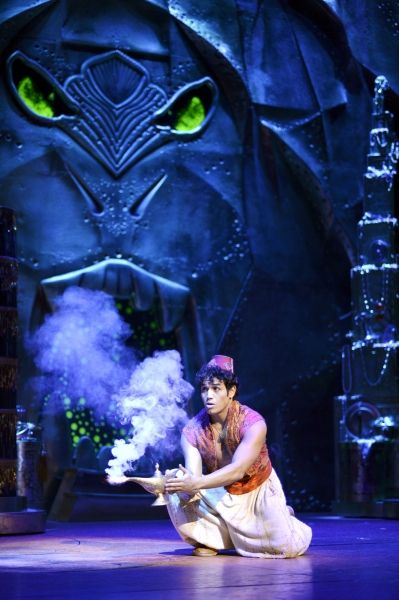 Photo Flash: First Look at New Photos from ALADDIN on Broadway- Performances Begin Tomorrow!