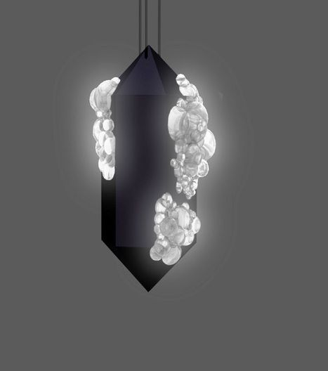 MILAN 2011 PREVIEW: SOFT GEOMETRY LIGHT BY MATHIEU LEHANNEUR