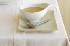 This classic turkey gravy recipe is made right along side a roasting turkey. The neck is used to make a simple turkey stock, and the gravy recipe is finished with those delicious browned bits from the roasting pan.