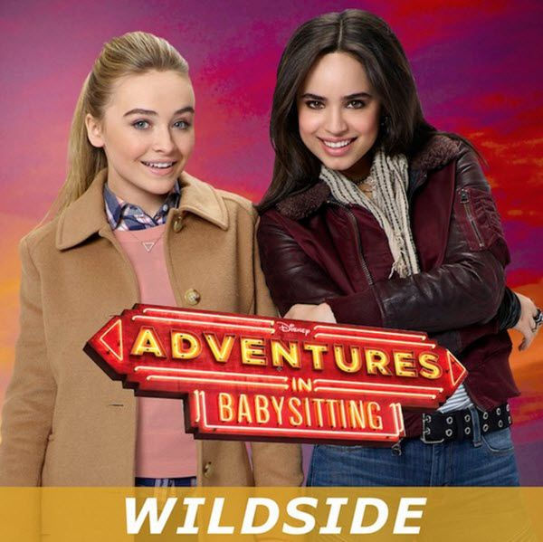 """I was happy to hear this news about Sabrina Carpenter and Sofia Carson's song """"Wildside"""" debuting on Radio Disney this week!  The song is from their upcom"""