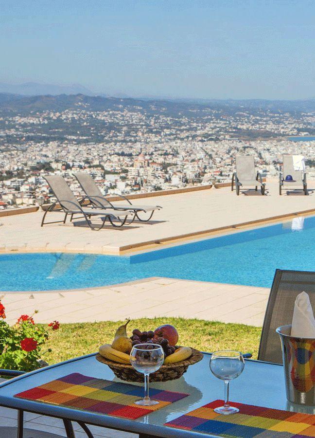 Golden Key Villas in Chania town, Chania, Crete