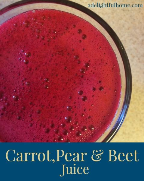 Best 100 Juices for Kids (& Nourishing Carrot-Pear-Beet Juice Recipe)
