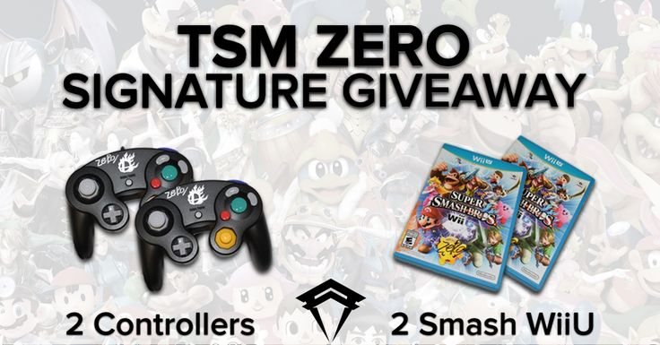 Enter This Super Smash Bros WiiU Game, And Controller #Giveaway