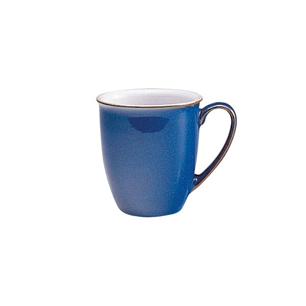 Imperial Blue Coffe Beaker, Denby.  $20.00