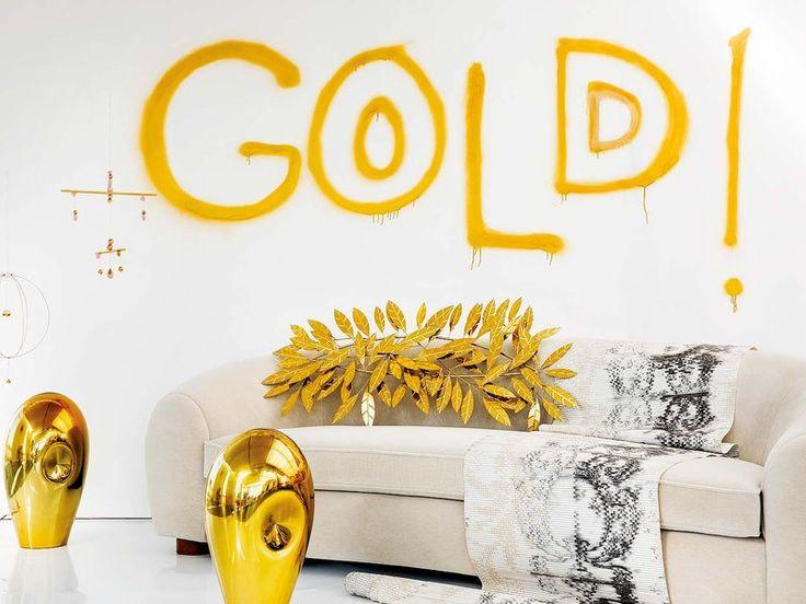 El oro es tendencia
