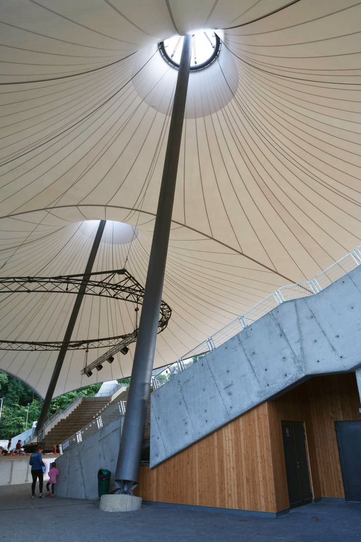 bamboo tensile structures - photo #22