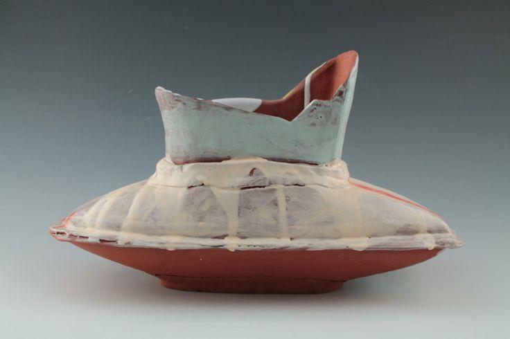 Submarine Vase | Trek and Tern Studios | Adam Meistrell