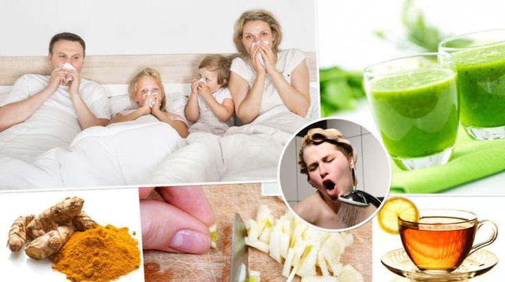 Influensa! 8 tips för att boosta ditt immunförsvar | Hälsoliv