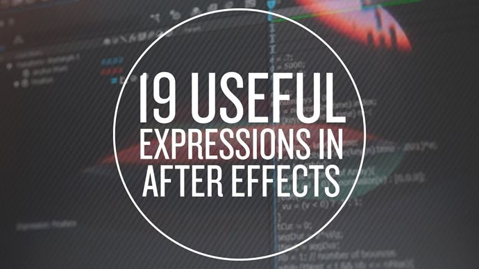 19 Useful Expressions in After Effects [Part 2]