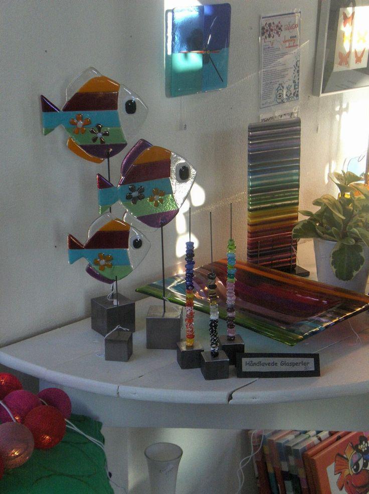 Galleri - Glaskunst