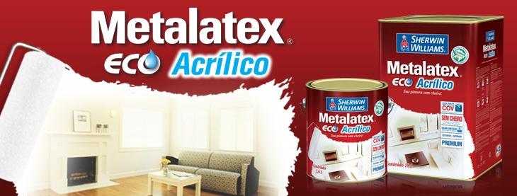 Metalatex Eco Acrílico