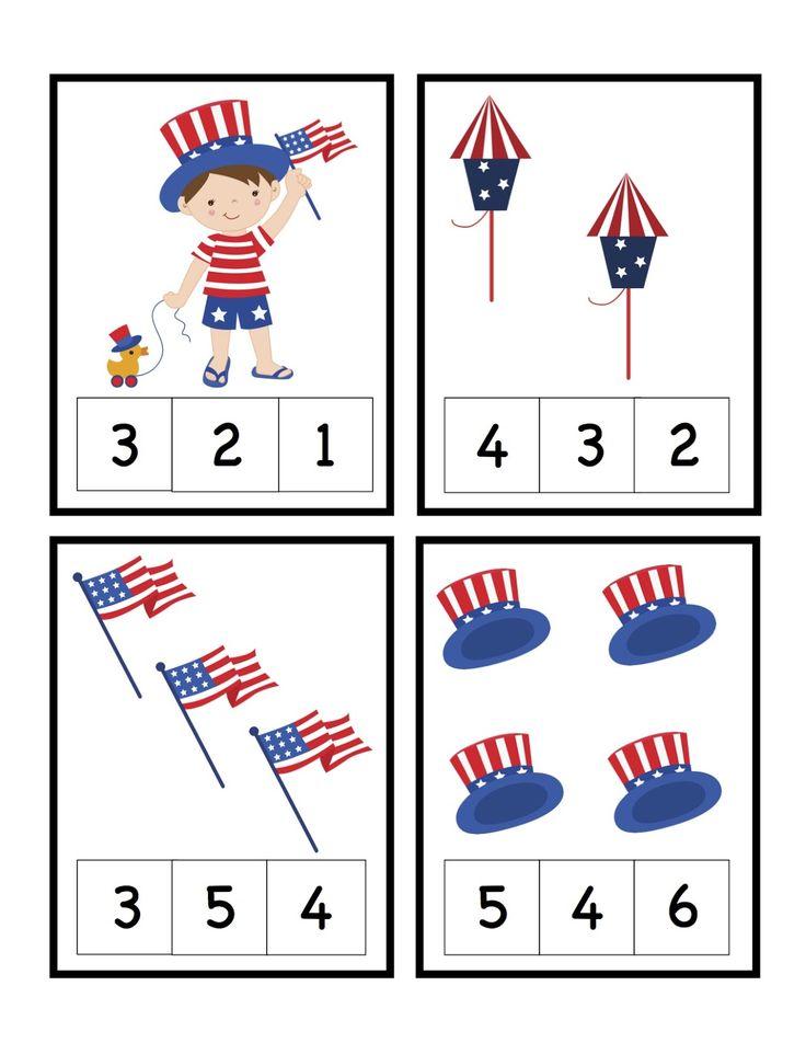 1000 images about Preschool Patriotic