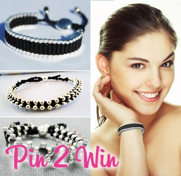 Feeling lucky? Start your week off right! Today's Pin2Win deal is your choice of a trendy link bracelet. It's the missing link to any possible outfit! ;)  All you have to do is RePin it to Win it:   Check it out here:   http://www.socialshopper.com/vancouver_2279