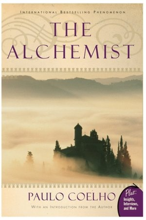 The Alchemist is a great read.  One that will stay with you in the back of your mind.  Definitely a favorite.