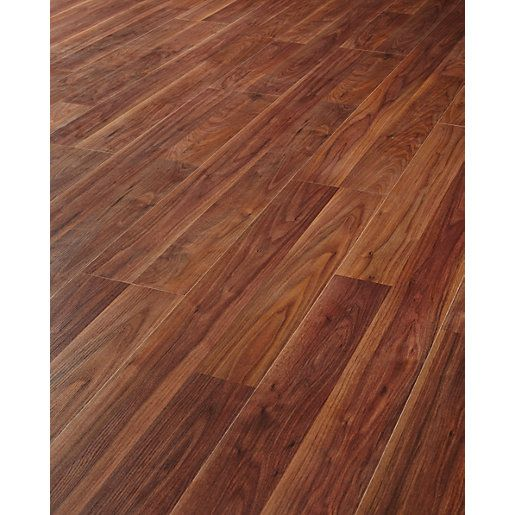 Wickes African Walnut Laminate Flooring | Wickes.co.uk