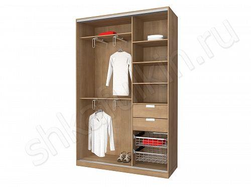 Наполнение для шкафов-купе, встроенных шкафов и гардробных | Шкафулькин