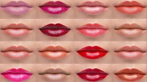 Muestras de labiales imágenes de ventas Mary Kay