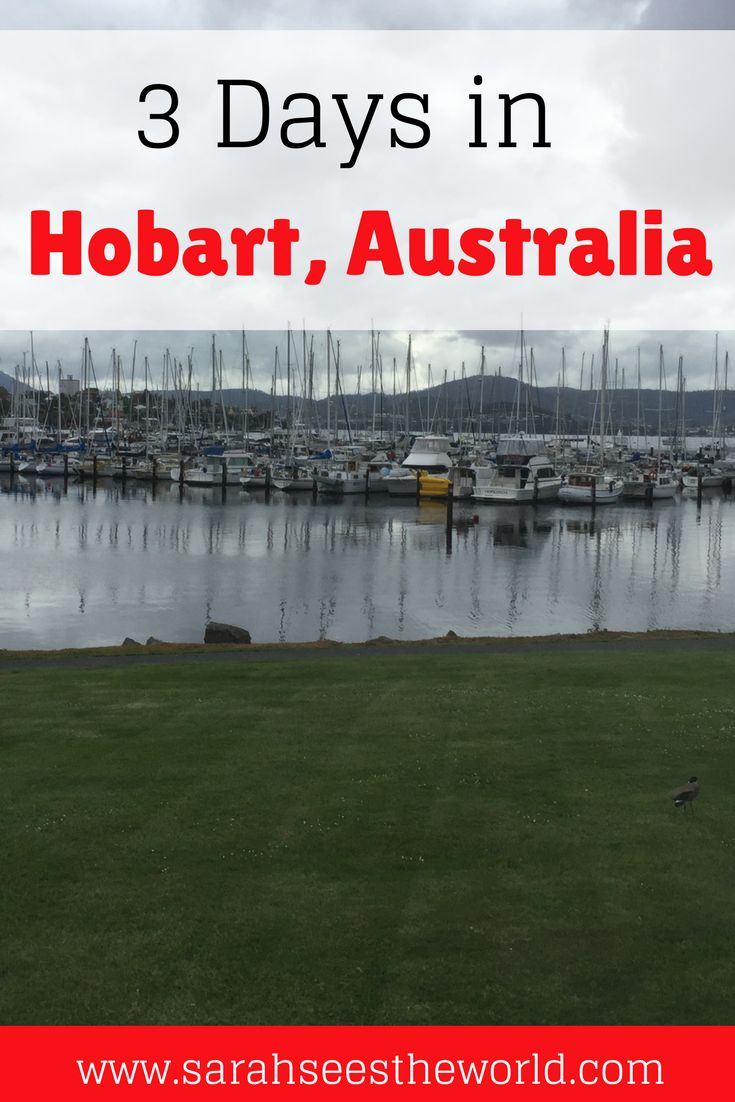 Hobart is a pretty Australian town with a lot to offer. If you're looking for a weekend getaway in Australia, this is a great option. This Hobart guide includes where to eat in Hobart, where to stay, and things to do in Hobart. Check out this guide before you go and don't forget to save it to your travel board.