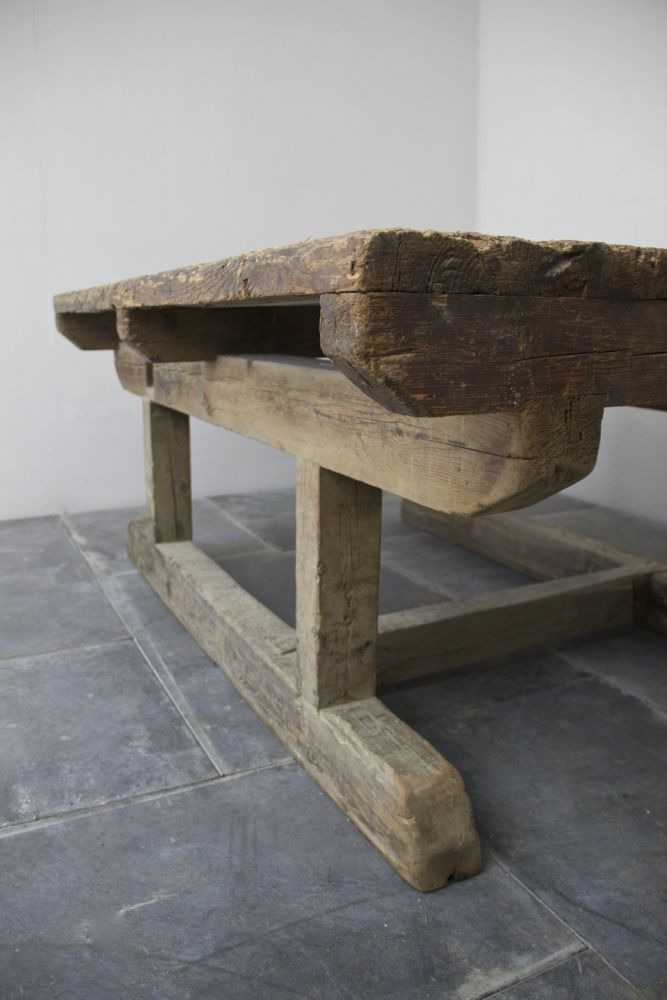 A primitive 19th century table. http://www.matthewcox.com